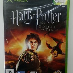 HARRY POTTER AND THE GOBLET OF FIRE XBOX VIDEO GAME EUROPEAN PAL SEALED NEW
