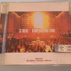 C real - Stop killing time cd album