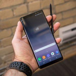 Samsung Galaxy Note 8 με 6 GB RAM