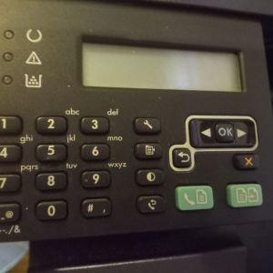Εκτυπωτής HP laserjet pro M1212nf MFP