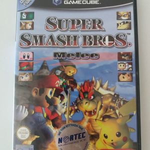 SUPER SMASH BROS MELEE(GAME CUBE)