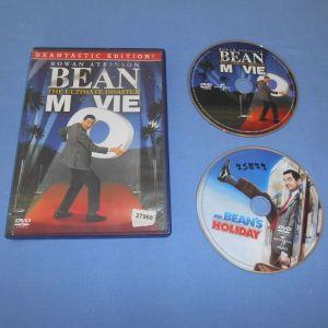 MR BEAN / MR BEAN' S HOLIDAY - 2 DVD