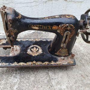 GRITZNER Παλιά Ραπτομηχανή