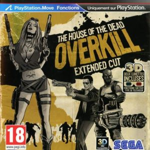 The House of dead: Overkill (PS3)