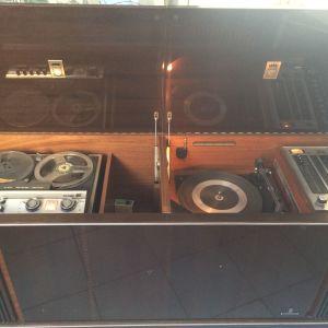 Grundig Hi-Fi Vintage επιπλο KS772α
