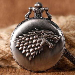 Game Of Thrones - Οικος Σταρκ - Ρολοι Τσεπης