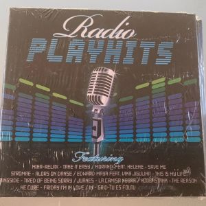 Radio playhits συλλογή 4 cd