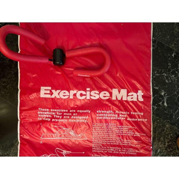 ola mazi 7 evro. stroma askiseon Tunturi Aerobic Fitnessmat, PVC With Print
