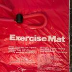 Ολα μαζι 7 ευρω. Στρώμα Ασκήσεων Tunturi Aerobic Fitnessmat, PVC With Print