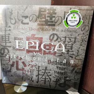 EPICA - ATTACK ON TITAN LP X2