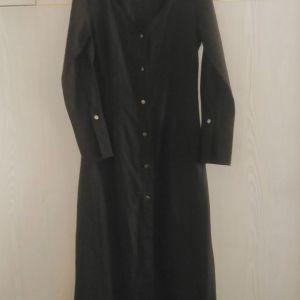 100% Λίνο Μαξι Φόρεμα Καινούργιο
