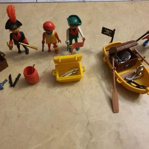 Πειρατές 3570 και 3542 playmobil