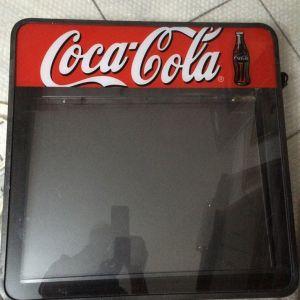 διαφηστικη πινακιδα coca cola