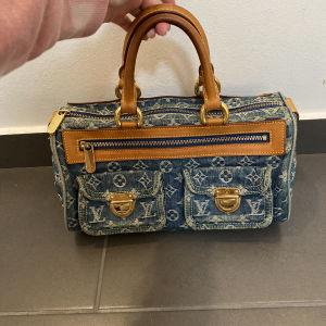 Louis Vuitton denim blue