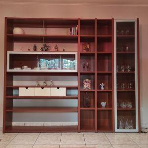 Σύνθετο βιβλιοθήκη σαλονιού Neoset