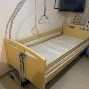 Νοσοκομειακό κρεβάτι ηλεκτρικο