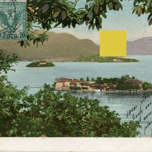 Συλλεκτική Καρτ Ποστάλ νο.2 του 1900 απο το καλλιτεχνικό φωτογραφείο Ιωάννη Ιωαννίδη. Ιταλικό Ταχυδρομείο Ιωαννίνων. Ταχυδρομημένη το 1907 με σφραγίδα φωτογράφου. Ιωάννινα Ioannina Janina Ήπειρος