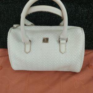 Kem τσάντα άσπρη