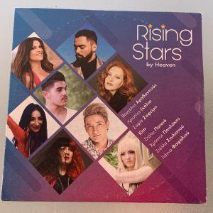 Rising stars by heaven cd
