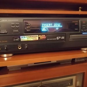 Philips Cd player/recorder