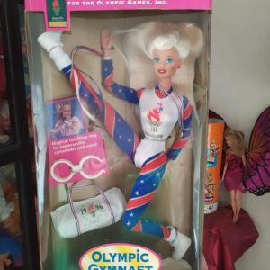 Barbie Olympics gymnastics 1992