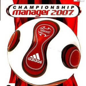 CHAMPIONSHIP MANAGER 07 - PS2