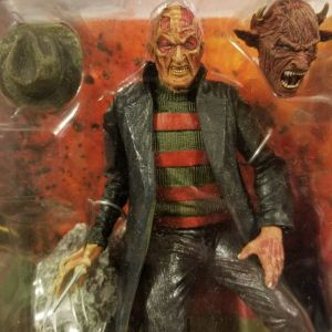 Freddy Krueger Action Figure NECA Cult Classics
