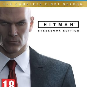 Hitman (The Complete First Season Steelbook Edition) για PS4 PS5