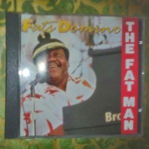 CD FATS DOMINO-THE FAT MAN