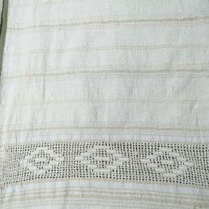 Πετσέτες- στρωσίδια υφαντά