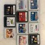 Nintedo 3DS, σε άριστη κατάσταση με κασέτες παιχνιδιών