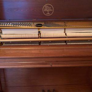 Γερμανικό χειροποίητο πιάνο τοίχου  Dietmann