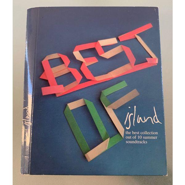 Best of island 4 cd's sillogi
