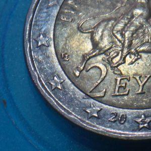 επετειακο σε  σφαλμα  2  ευρω  2002 s