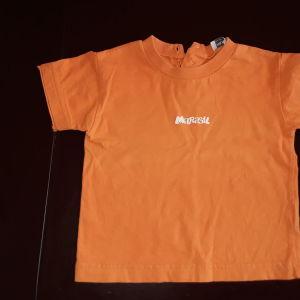 Μπλουζάκι Marasil Baby 80 - 12M