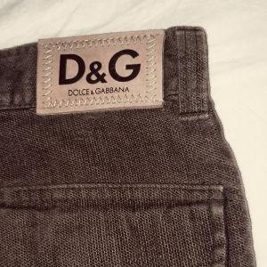 Dolce & Gabbana κοτλε παντελόνι