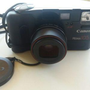 Canon φωτογραφική μηχανή παλιά
