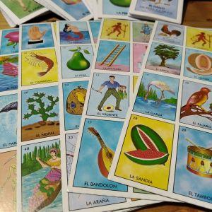 Μεξικάνικο παιχνίδι με κάρτες και τράπουλα Naipes (στα ισπανικά)