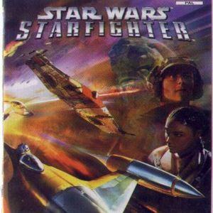 STAR WARS STAR FIGHTER - PS2
