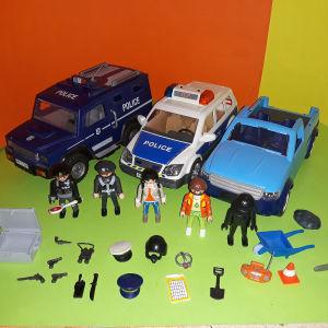 Playmobil οχήματα