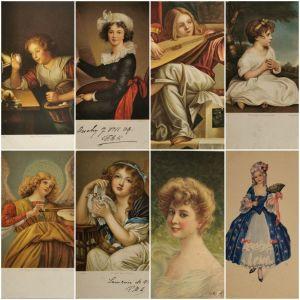 Συλλογή Καρτ Ποστάλ 20 τεμ. 1905 France Germany Greece Italy