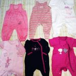ΒΡΕΦΙΚΑ Ρούχα για κοριτσι από 0  έως 9  μηνών