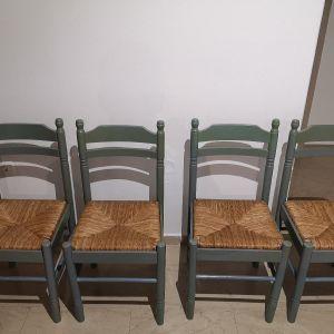 4 καρεκλες