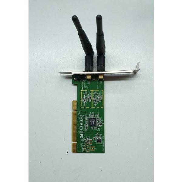PCI karta asirmatou diktiou Edimax EW-7722In 300Mbps