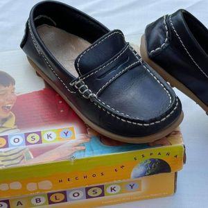PABLOSKY Αυθεντικά παιδικά δερμάτινα παπούτσια σε άριστη κατάσταση. Νούμερο 26.