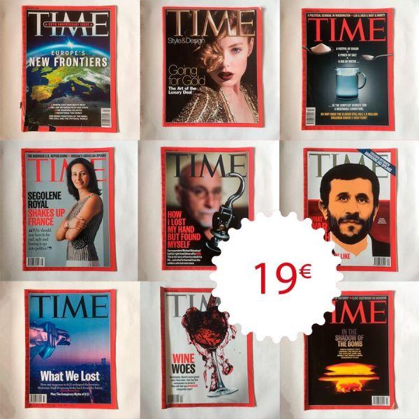 TIME magazine 2006 periodiko (9 tefchi)