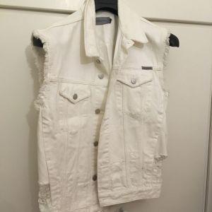 Calvin Klein Distressed Vest