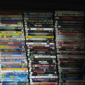 800++ ΤΑΙΝΙΕΣ DVD