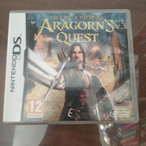 The Lord of the Rings: Aragorn's Quest Nintendo DS
