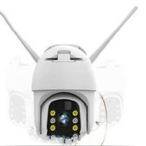 136€ Ασύρματη ηλιακή κάμερα  με σύνδεση WiFi τηλεχειριζόμενη μέσω εφαρμογής σε Android & iOS.